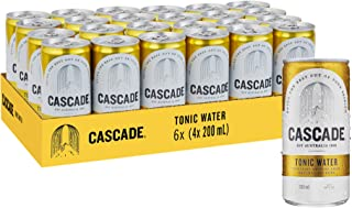 Cascade Tonic Water Multipack Mini Cans 24 x 200mL