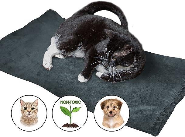 Premium Pet Bed Mat: Soft Self Warming Dog Bed | Amazon
