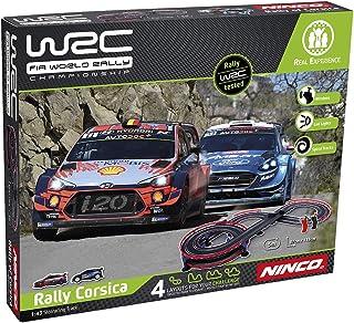 comprar comparacion Ninco wrc rally corsica Circuito Slot, color variado, única (Fábrica De Juguetes 91012) , color/modelo surtido