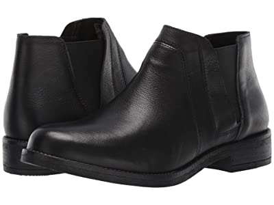 Clarks Demi Beat (Black Leather) Women