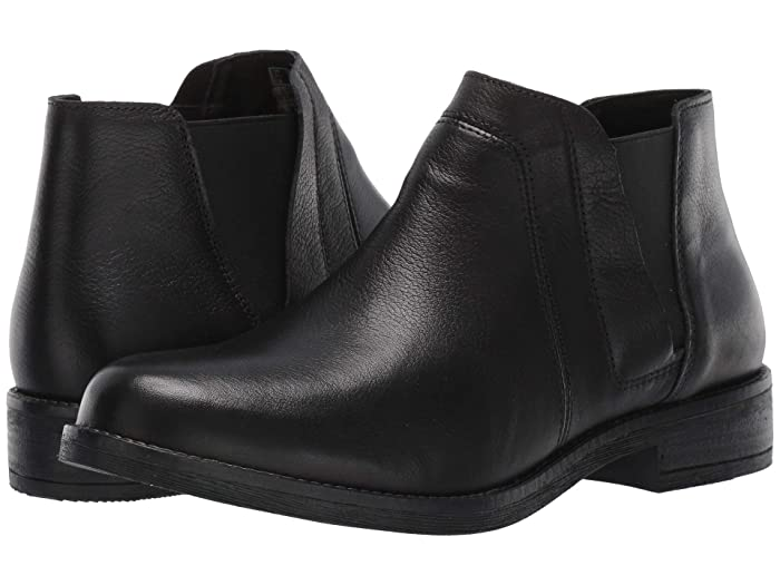 Clarks  Demi Beat (Black Leather) Womens  Boots