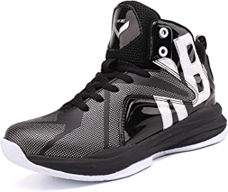 Kids Basketball Shoes Boys Sneakers Girls High Top...