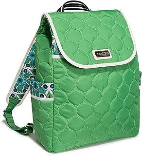 cinda b. Everyday Backpack, Verde Bonita