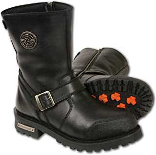 Best milwaukee engineer boots Reviews
