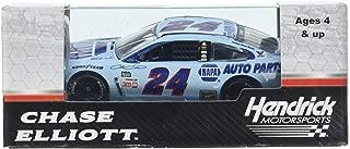 NASCAR 2017 Chase Elliott #24 Darlington Throwback Retro Paint Scheme 1/64 Scale Diecast Action Racing Limited Edition