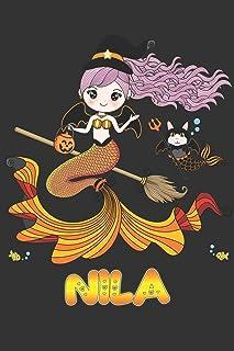 Nila: Nila Halloween Beautiful Mermaid Witch Want To Create An Emotional Moment For Nila?, Show Nila You Care With This Pe...