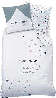STARS Sweet Dreams Ropa de cama para niñas y niños, motivo