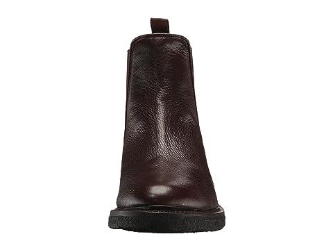 Crepe oscuro Chelsea Country cuero piel marrón de ciervo Frye 75qXwdEZ7
