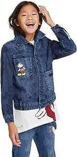 Desigual Jacket Mickey Chaqueta para Niñas