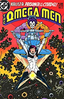 Omega Men, The #3 VF/NM ; DC comic book