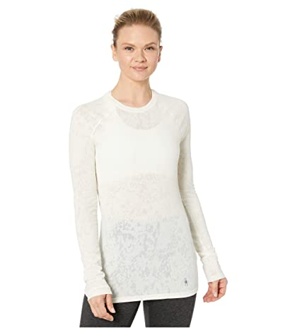 Smartwool Merino 150 Lace Base Layer Long Sleeve (Natural) Women