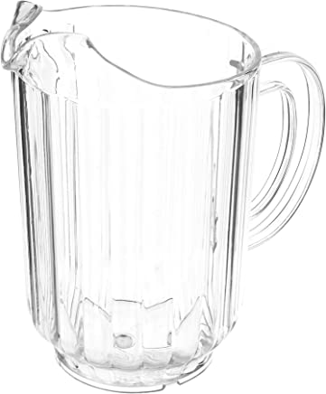 featured product Tablecraft 364 60 oz San Plastic Pitcher