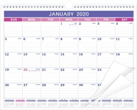2020-2021 Calendar - 18 Monthly Wall Calendar with Thick Paper, 15