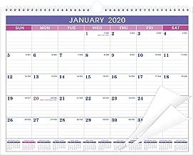purple calendar 2018