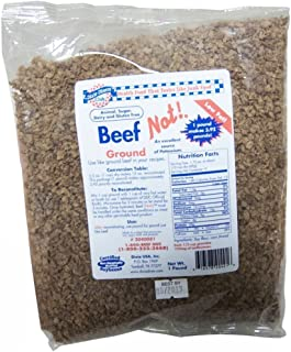 Dixie Diners' Club - Beef (Not!) Ground (1 lb bag)