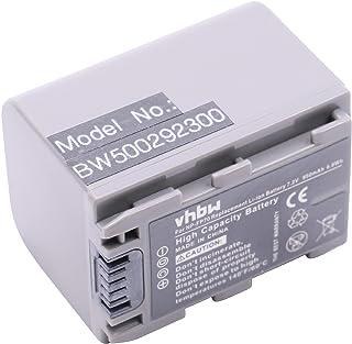 BATERÍA LI-Ion Compatible con Sony DCR-DVD92 DVD92E etc. sustituye NP-FP30 NP-FP50 NP-FP51 NP-FP60 NP-FP70 NP-FP71 NP-FP90 NP-FP91