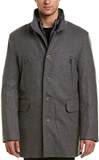 معطف رجالي من الصوف ثلاثة في واحد من Cole Haan Melton