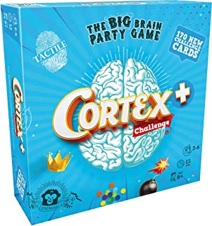 Asmodee - Cortex Challenge + Scatola Grande - Gioco da Tavolo, Edizione in Italiano, 8936