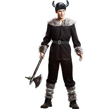My Other Me Me-203340 Disfraz de vikingo salvaje para hombre, M-L ...