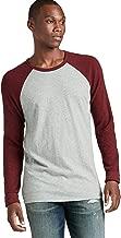 Lucky Brand - Men's - Color Block Thermal Baseball T-Shirt