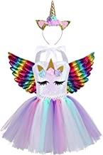 Amazones Disfraz Unicornio Nina