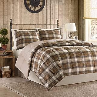 BLACK FOREST DECOR Woodsman Comforter Set - Full/Queen
