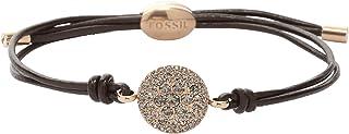 Fossil Femme Bracelet en cuir JF00118791