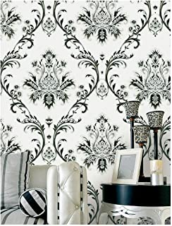 Best off white damask wallpaper Reviews