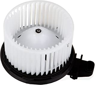 HVAC Plastic Heater Blower Motor ABS w/Fan Cage ECCPP for 2007-2008 Ford Expedition /2007-2008 Lincoln Navigator