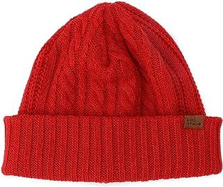 [シップスジェットブルー] ミックス ケーブル ワッチ キャップ ニット帽 メンズ 128550116