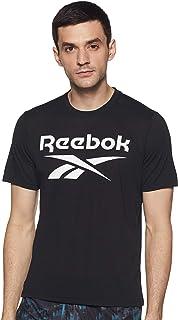 Reebok Wor Sup SS Graphic tee Camiseta, Hombre