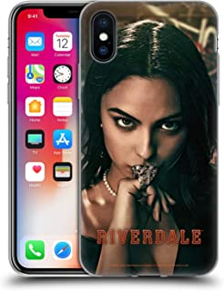 Official Riverdale Veronica Lodge 2 Posters Soft Gel Case Compatible for iPhone X/iPhone Xs