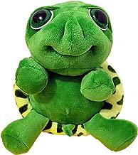 GeniusCells Big Eyes Sea Animal Turtle Stuffed Turtle Plush Hand Toy Pendant Kids Toys Gift with Original Tag