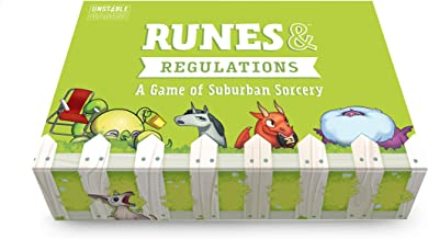 Runes & Regulations Base Game