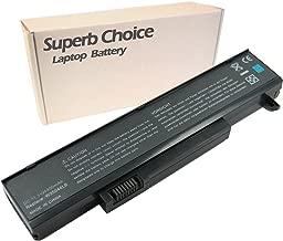 Superb Choice Battery Compatible with Gateway P6318 p-6318u p-6801m FX P-6822 P-6825 P6828 p-6828h