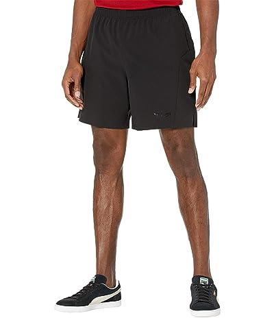 PUMA 7 Train First Mile Mono Shorts (PUMA Black) Men