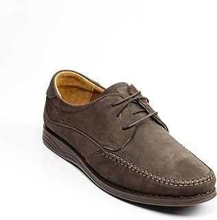Polaris 5 Nokta 91.103919nm Kahverengi Erkek Deri Klasik Ayakkabı