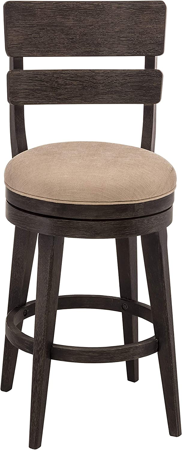 Hillsdale Furniture LeClair Counter Height Swivel Stool $99  Coupon