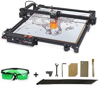 ORTUR Laser Master 2 Pro,Laser Engraver ,Laser Engraving Cutting Machine,DIY Laser Marking for Metal,Compresed Spot CNC,3...