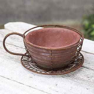 Best coffee cup flower pot Reviews