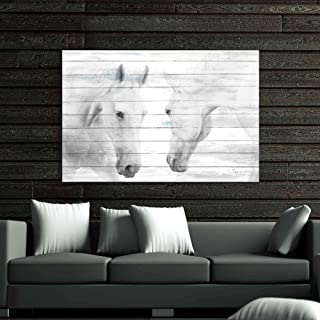 horse canvas prints for sale