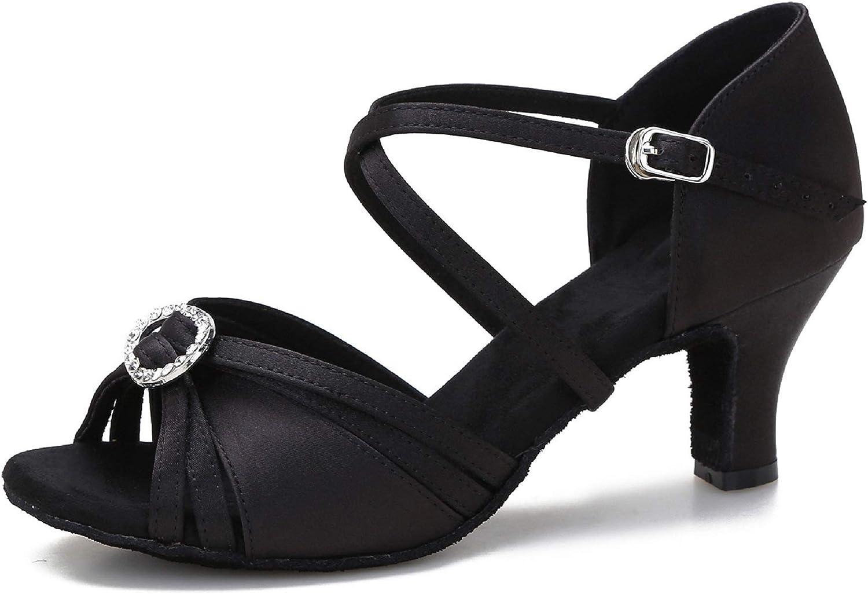 Yokala Ballroom Ranking TOP9 Dance Shoes Super intense SALE Let's Women Stay Home Sa Latin