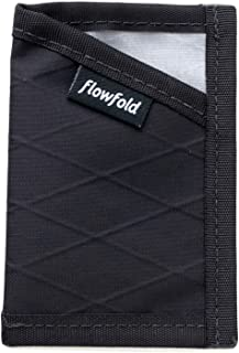 RFID Blocking Minimalist Slim Front Cardholder Wallet - Light Weight - Made in the USA