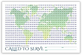 missionary countdown calendar
