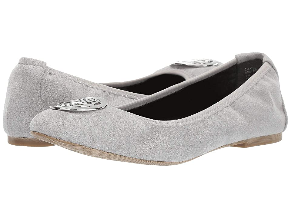 Rialto Sydney II (Light Grey Suedette) Women