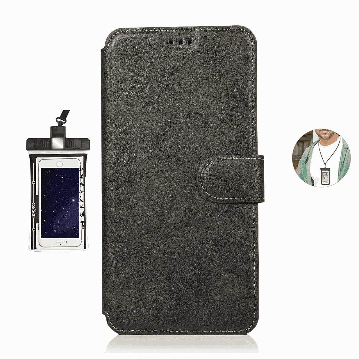 クッションペパーミント気になる耐汚れ 手帳型 アイフォン iPhone 7 Plus プラス ケース レザー スマホケース 財布型 本革 カバー収納