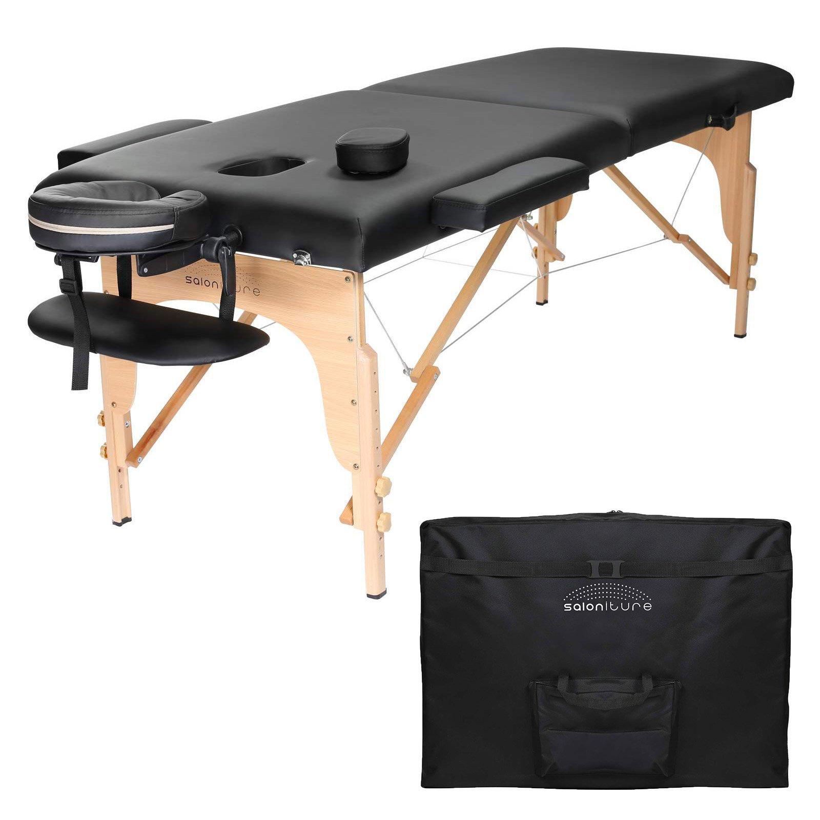 Saloniture Professional Portable Folding Carrying