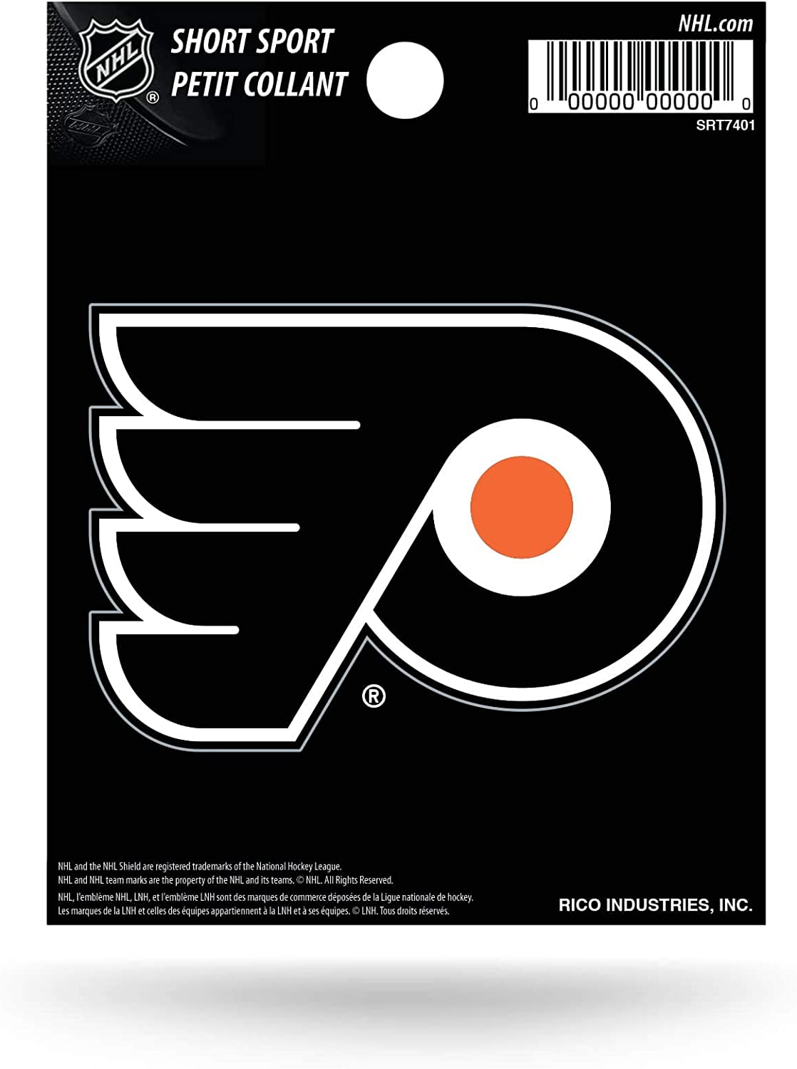 Rico Selling rankings NHL Short Sport Sales of SALE items from new works Decal