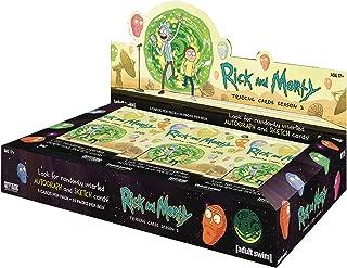 Rick & Morty Season 2 Trading Cards