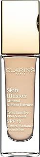 Clarins Skin Illusion Natural Radiance Foundation SPF 10 - # 105 Nude 30ml/1.1oz.